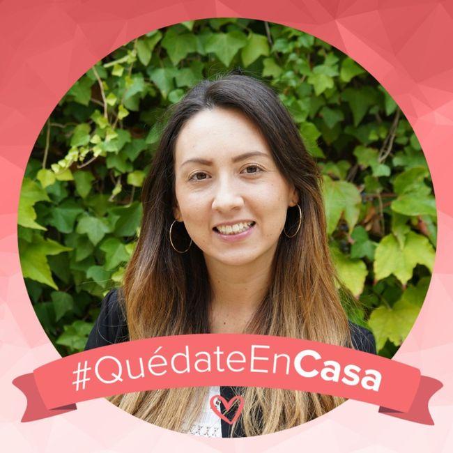 ¡Personaliza tu foto de perfil con nuestros marcos #QuédateEnCasa! ❤ 9