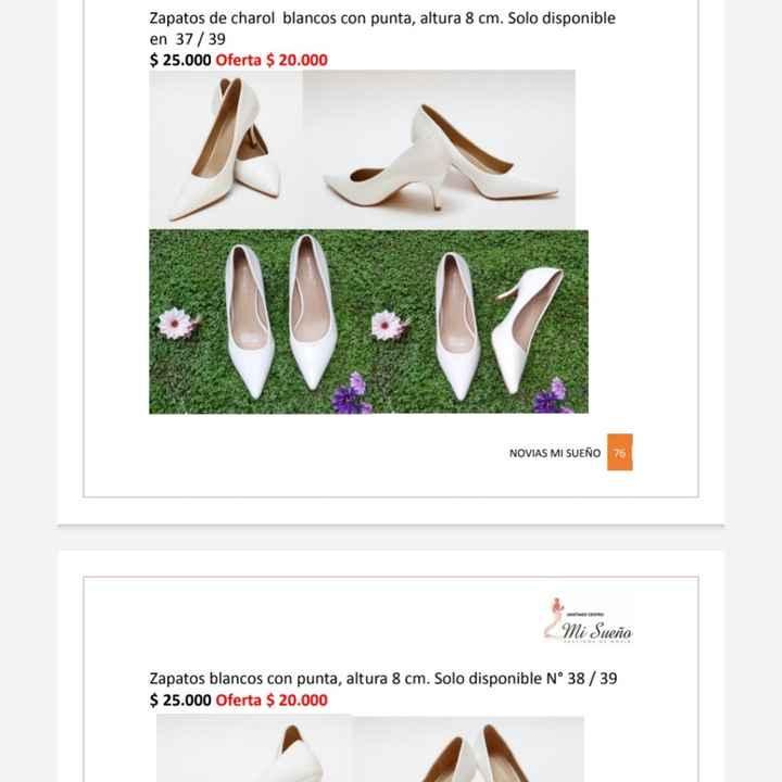 Ayúdenme a encontrar zapatos! 😭 - 1