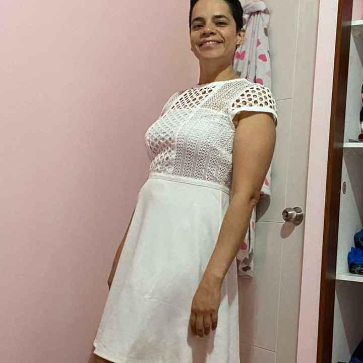 Vestido barato baratito - 1