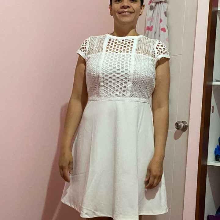 Vestido barato baratito - 2