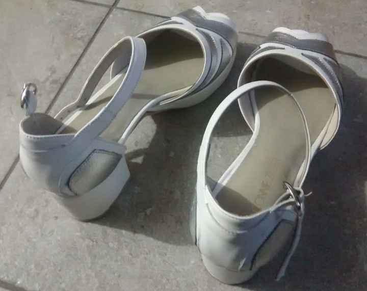 Mis zapatos de novia 👰 - 3