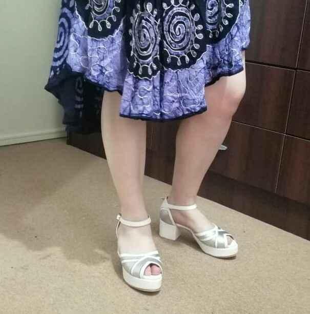 Mis zapatos de novia 👰 - 5