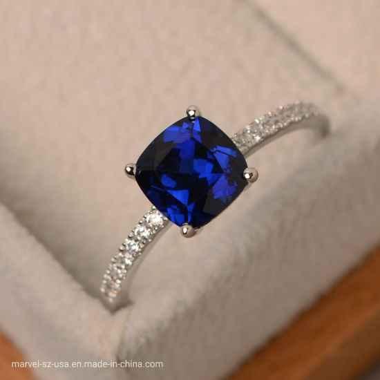 💎💙5 anillos con piedras AZULES: ¿Eliges uno?💎💙 1