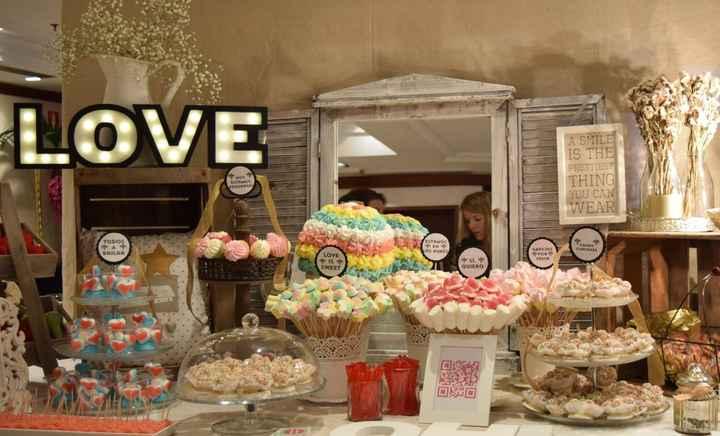Agrega cositas dulces a tu Candy bar... - 3