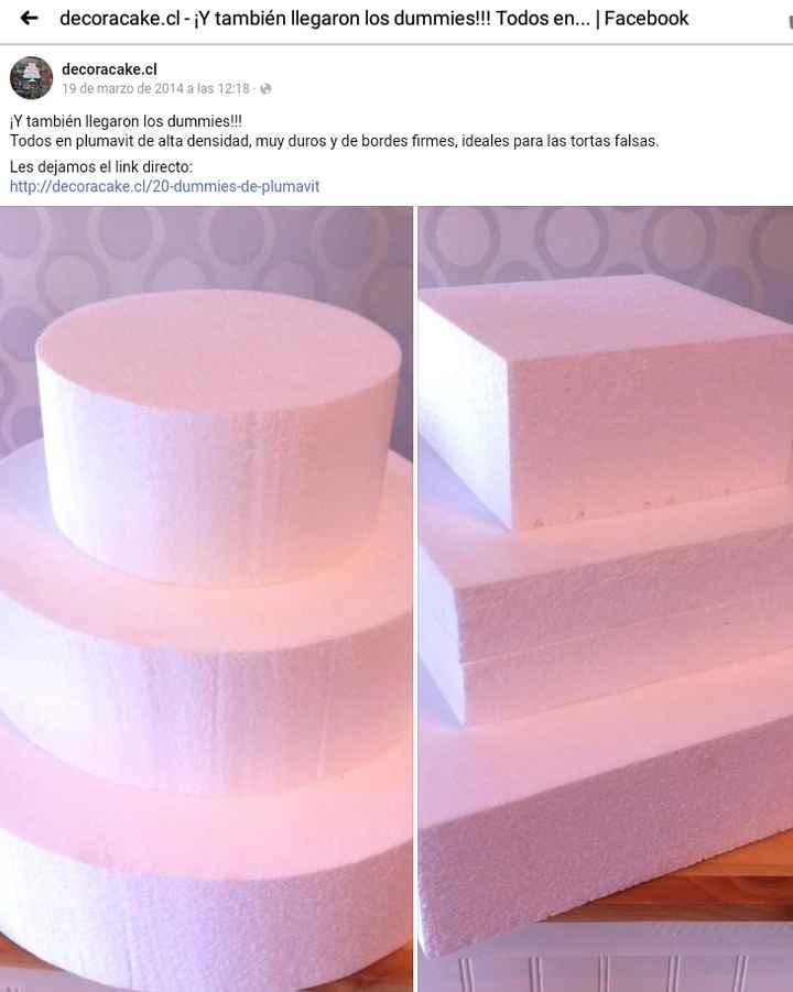 Torta Falsa - 1