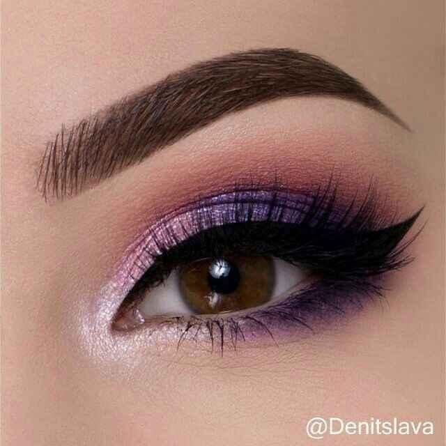 Maquillaje en tonos rosa: ¿Te gusta? - 1