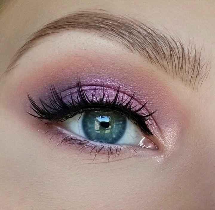 Maquillaje en tonos rosa: ¿Te gusta? - 2