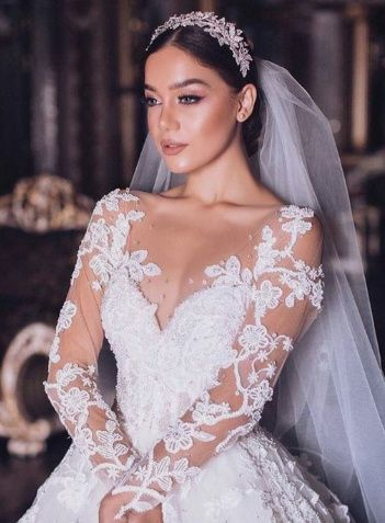 Vestido de novia 1