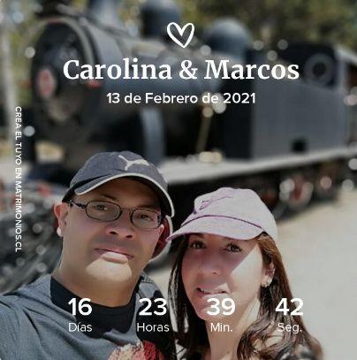 Postergamos nuestro matrimonio civil 1