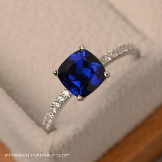 💎💙5 anillos con piedras AZULES: ¿Eliges uno?💎💙 - 1