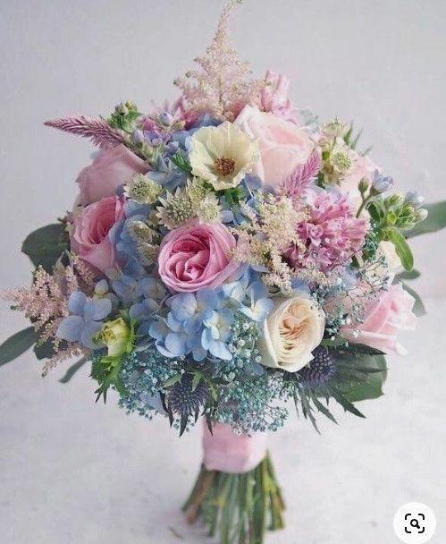 Bouquet en Matrimonio civil? - 2