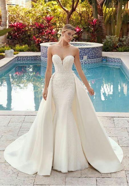 ¿Qué prefieres en tu vestido? 1