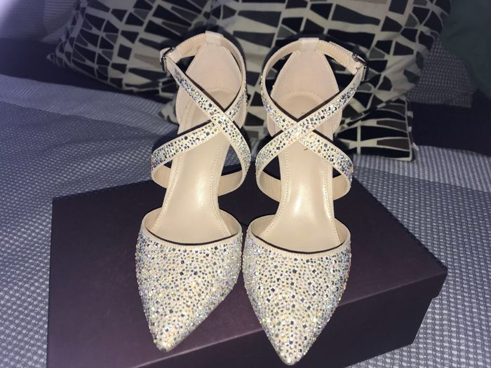¡Encontré mis zapatos de ensueño! 1