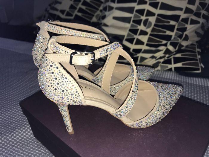 ¡Encontré mis zapatos de ensueño! 2