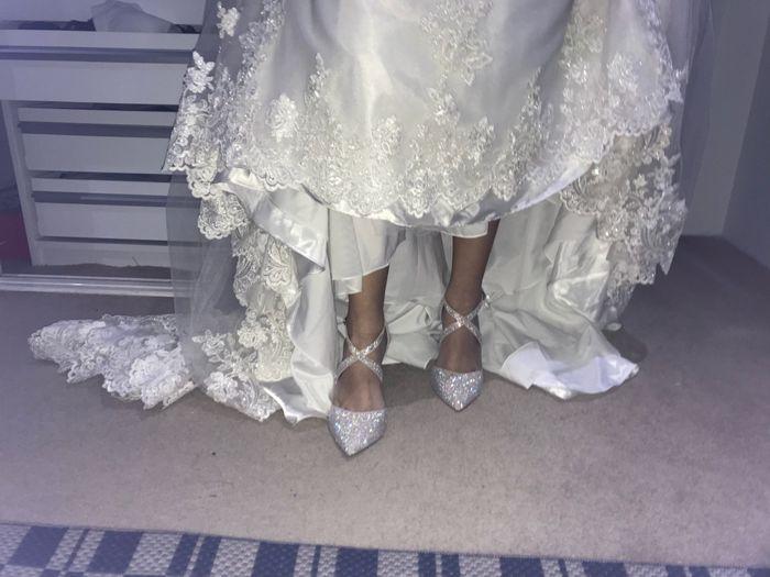 ¡Encontré mis zapatos de ensueño! 3
