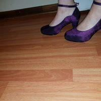 Mis zapatos para el gran día - 1