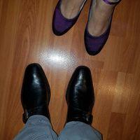 Mis zapatos para el gran día - 2