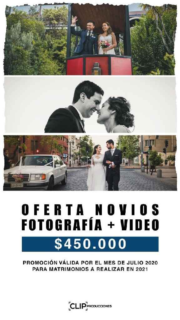 Dato promoción foto + video - 1