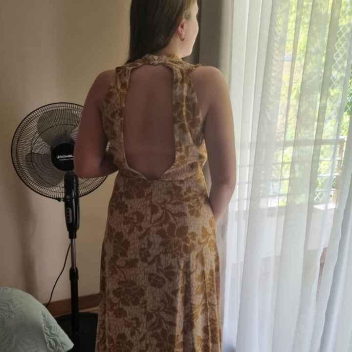 Actualización argollas y vestido civil - 2