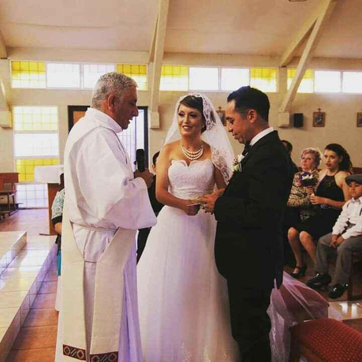 Casarse por primera vez después de los 40 años - 1