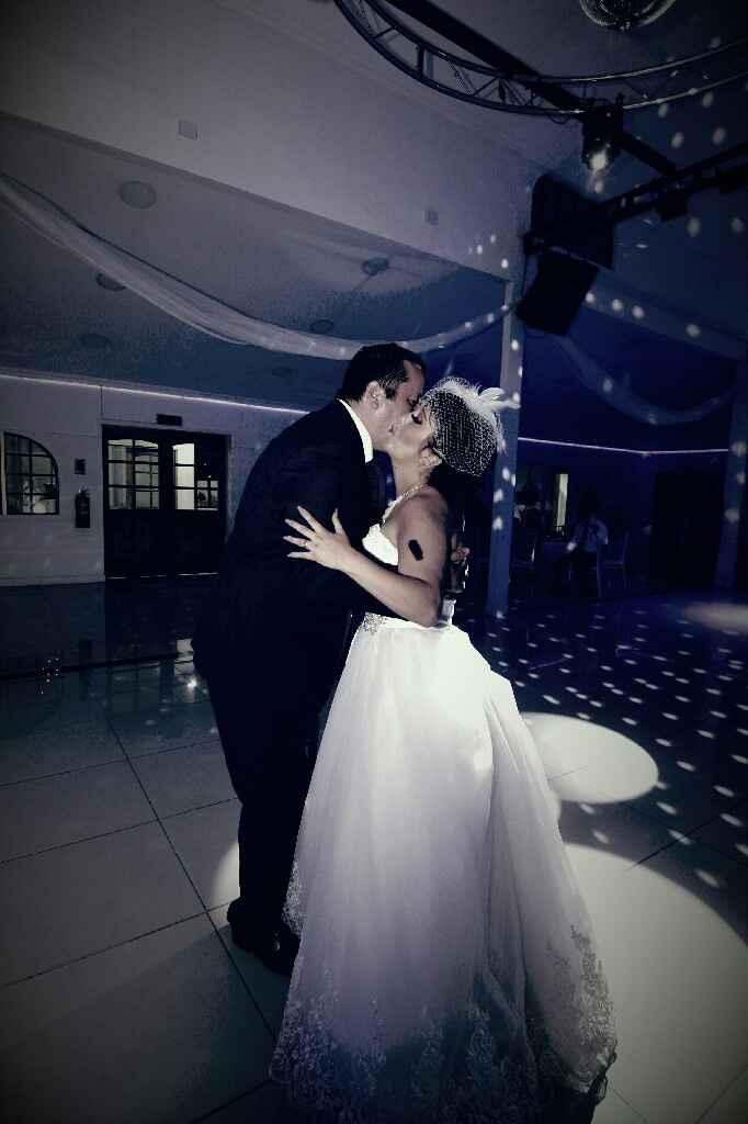 Solo para casad@s: ¿Qué foto es la que más te gusta de tu matrimonio? - 1