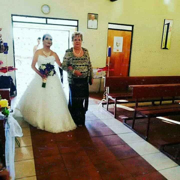 Solo para casad@s: ¿Qué foto es la que más te gusta de tu matrimonio? - 2
