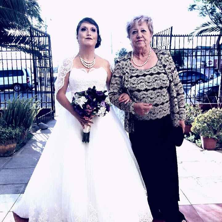 Solo para casad@s: ¿Qué foto es la que más te gusta de tu matrimonio? - 3