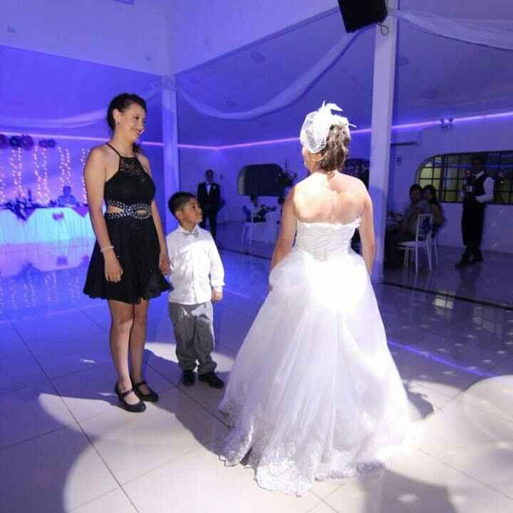 Solo para casad@s: ¿Qué foto es la que más te gusta de tu matrimonio? - 4