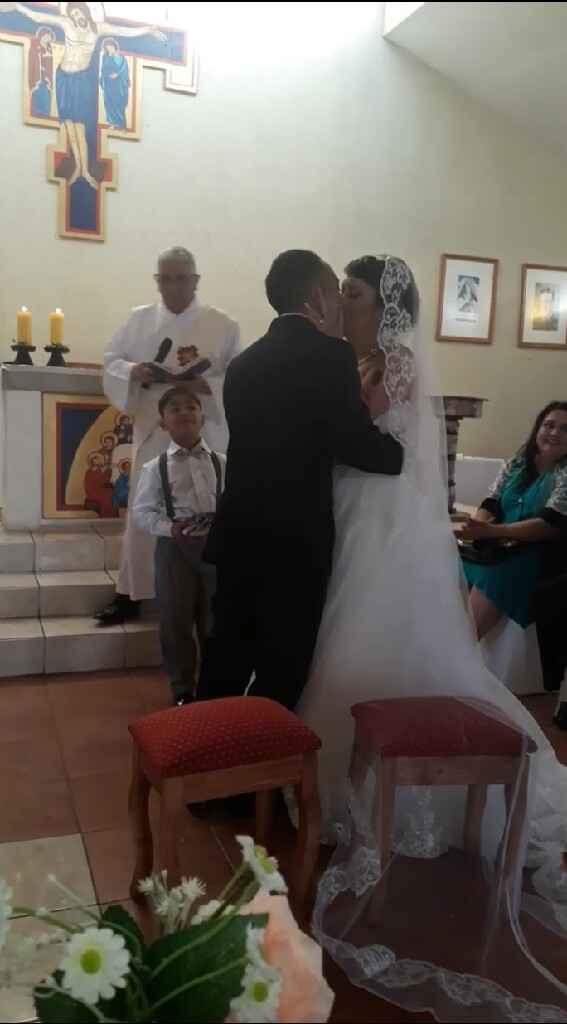 Solo para casad@s: ¿Qué foto es la que más te gusta de tu matrimonio? - 7
