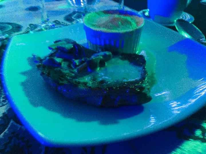 Degustación de menú 🥰👰❤ - 2