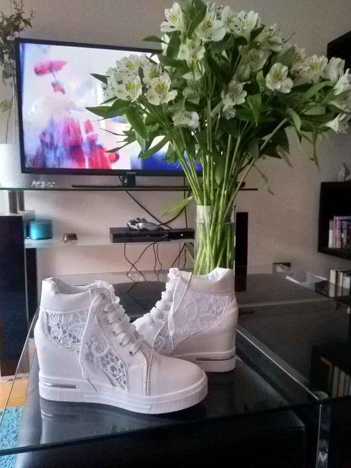 Zapatillas de novias - 1