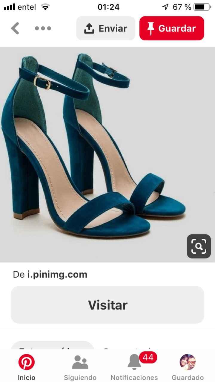 ¿Zapato altos, medios o bajos? 👠👡 - 1