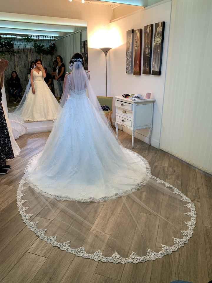 Vestidos de novia de las CASADAS en 2019 👰 - 3