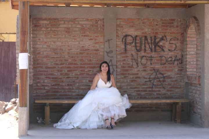 Sesión post boda o trush the dress - 11