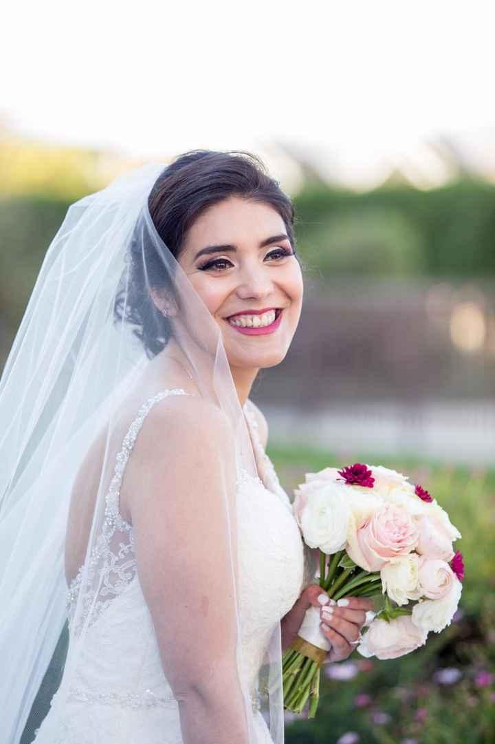 La mejor foto de la novia es____ - 1