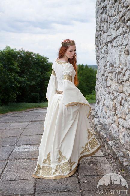 Vestidos de novia senor de los anillos