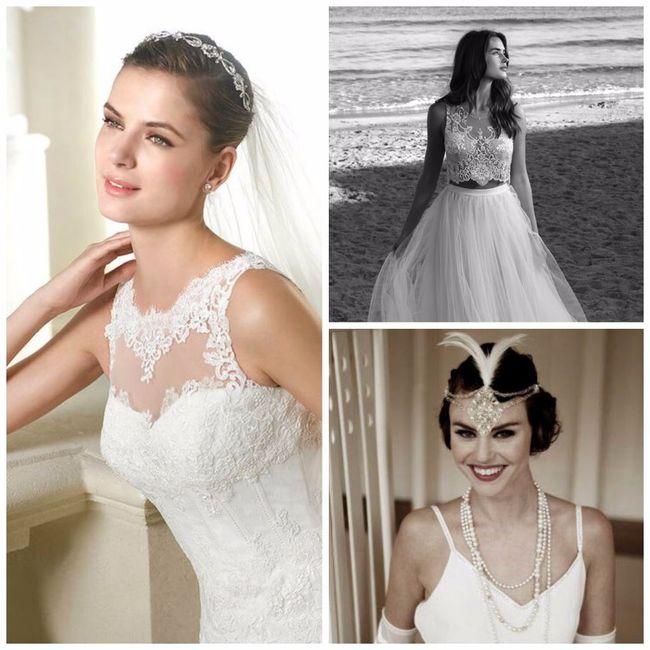 ¿Eres una novia clásica, vanguardista u original?