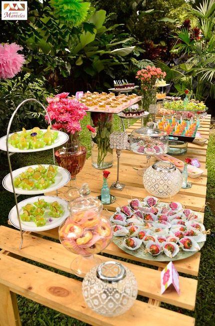 Ideas para un matrimonio campestre for Decoracion boda campestre