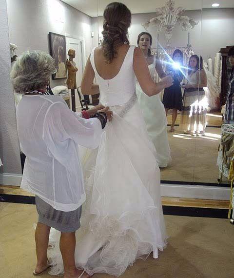 qué diseñador@ de vestidos de novia chilen@ conoces?