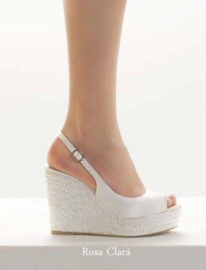 zapatos de novia cómodos y zapatillas para novias
