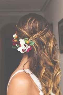 3. Peinado novia pelo suelto