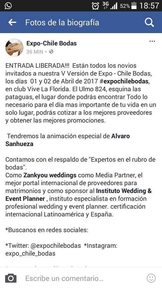Expo bodas - 1
