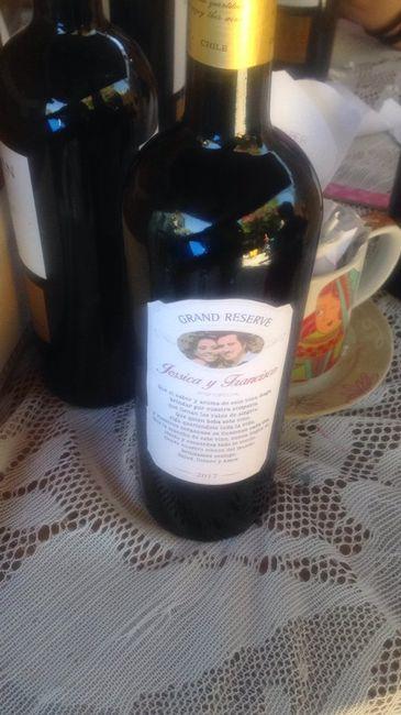 Mis kit anti caña y vinos personalizados - 1