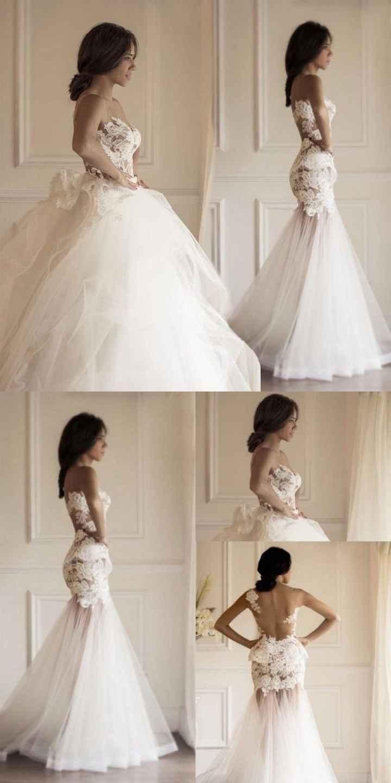Corte vestido - 1