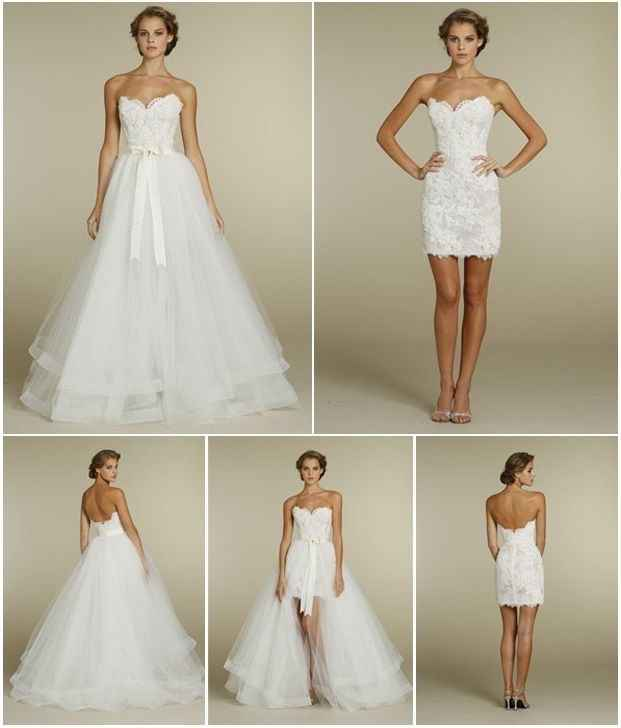 Corte vestido - 3