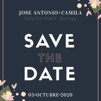 Save the date (votación) - 4