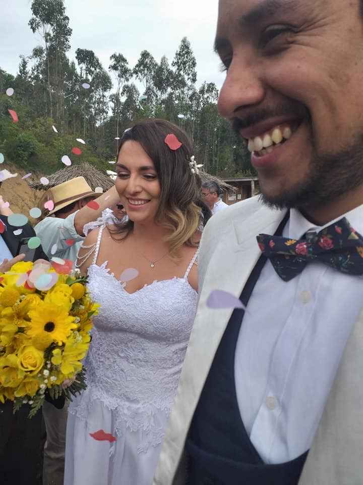 Ramo de novia: Natural o Artificial? - 2