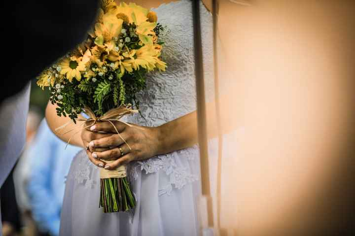 Ramo de novia: Natural o Artificial? - 3