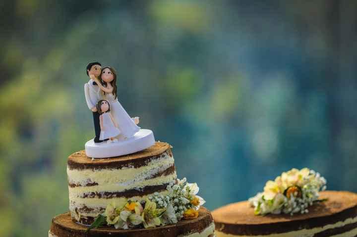 14 Modelos de torta de matrimonio 2020 - 1