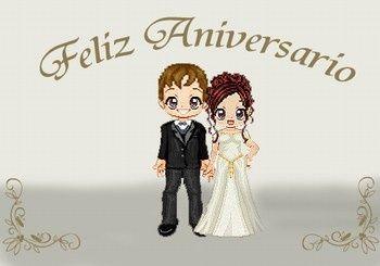 Primer mes de casados..Aniversario..lo consideraron? lo celebraron?